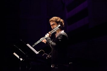 And another one with Morais-Ferreira playing the piece of Seongmi Kim.